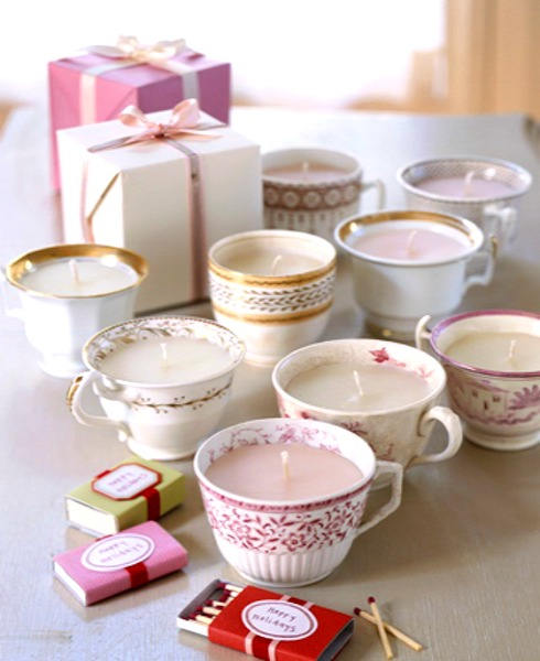 Vintage-Tea-Teacup-Candles