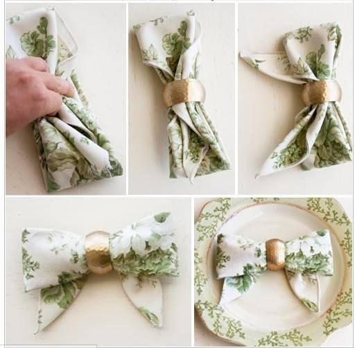 20_best_diy_napkin_folding_tutorials_for_christmas_diy_bow_napkin_folding_tutorial