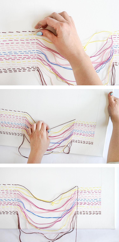 ιδέες για diy υπέροχους πίνακες που μπορείς να φτιάξεις μόνος σου