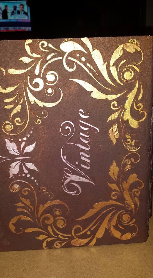 δημιουργιες - κατασκευές με στένσιλ (stencil)