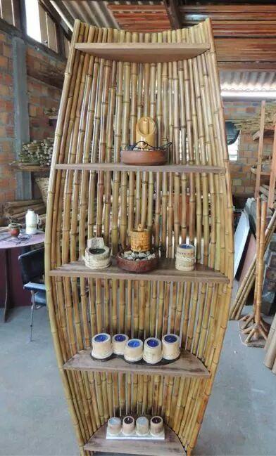 60 ΜΟΝΑΔΙΚΕΣ κατασκευές - διακοσμήσεις από μπαμπού