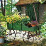 50 κατασκευές για τον κήπο σας