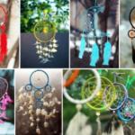 Πώς να φτιάξετε υπέροχες DIY ονειροπαγίδες + πολλές ιδέες